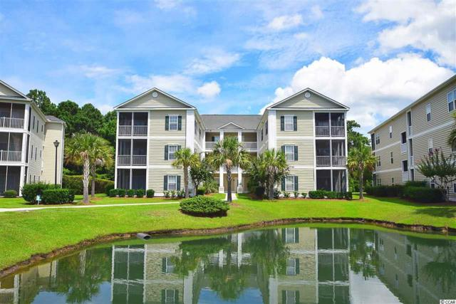 2040 Cross Gate Blvd. #301, Myrtle Beach, SC 29575 (MLS #1817738) :: The Greg Sisson Team with RE/MAX First Choice