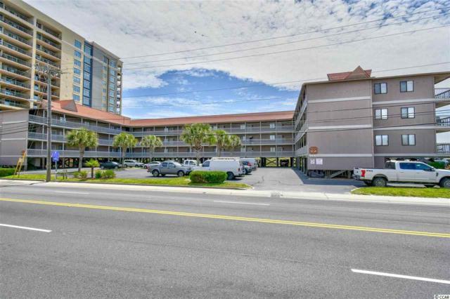 613 S Ocean Blvd. F-2, North Myrtle Beach, SC 29582 (MLS #1817761) :: James W. Smith Real Estate Co.