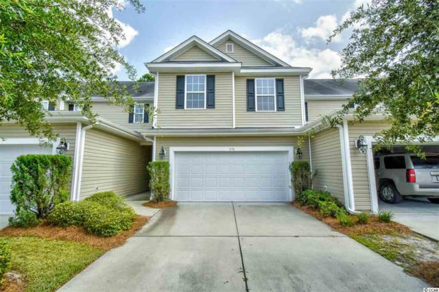 1174 Fairway Ln. #1174, Conway, SC 29526 (MLS #1817821) :: The Greg Sisson Team with RE/MAX First Choice
