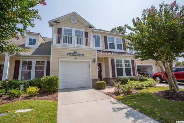 100 Culpepper Way Unit 1003 #1003, Myrtle Beach, SC 29579 (MLS #1817843) :: The Greg Sisson Team with RE/MAX First Choice