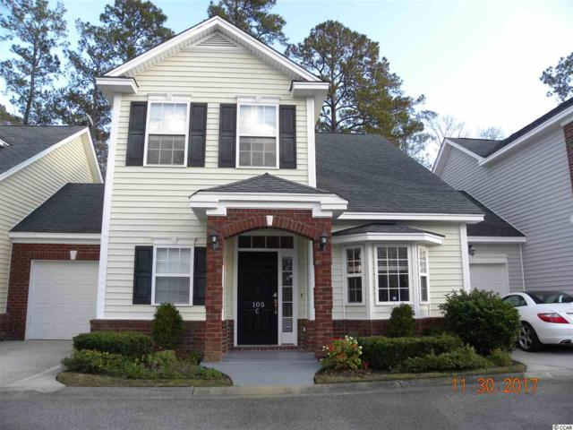 105 Terracina Circle C, Myrtle Beach, SC 29588 (MLS #1817876) :: Right Find Homes