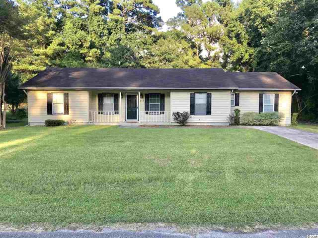 1862 Sumter St., Georgetown, SC 29440 (MLS #1817886) :: Jerry Pinkas Real Estate Experts, Inc