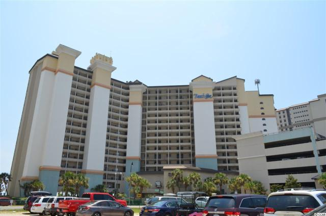 4800 S Ocean Blvd #1218, North Myrtle Beach, SC 29582 (MLS #1817940) :: Myrtle Beach Rental Connections