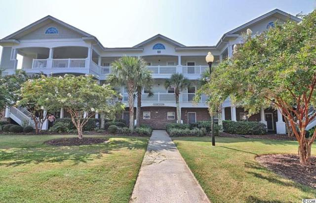 5825 Catalina Drive #911, North Myrtle Beach, SC 29582 (MLS #1817951) :: The Hoffman Group