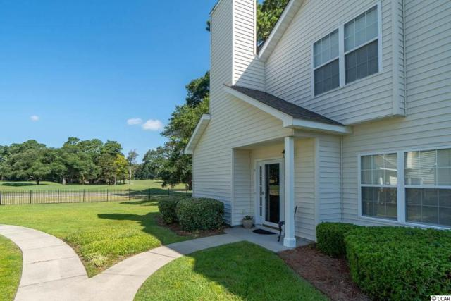 503 N 20th Ave 54C, North Myrtle Beach, SC 29582 (MLS #1817955) :: The Litchfield Company