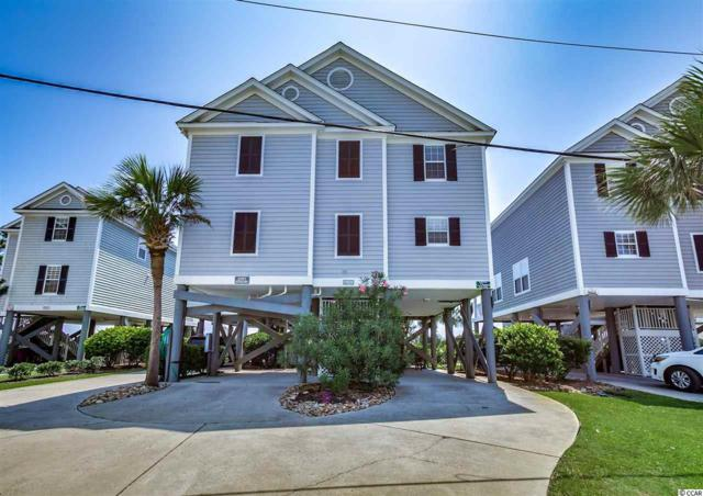 1414 N Waccamaw Drive, Garden City Beach, SC 29576 (MLS #1817971) :: The Homes & Valor Team