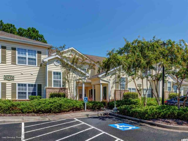 4433-C Montrose Ln. 4433-C, Myrtle Beach, SC 29572 (MLS #1818036) :: The Litchfield Company