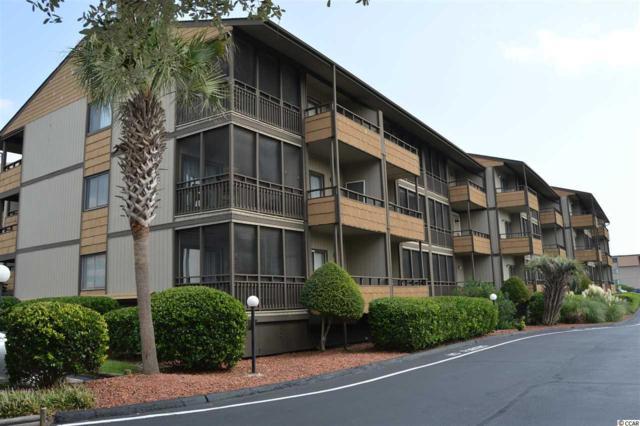 9501 Shore Drive D-137, Myrtle Beach, SC 29572 (MLS #1818052) :: Silver Coast Realty