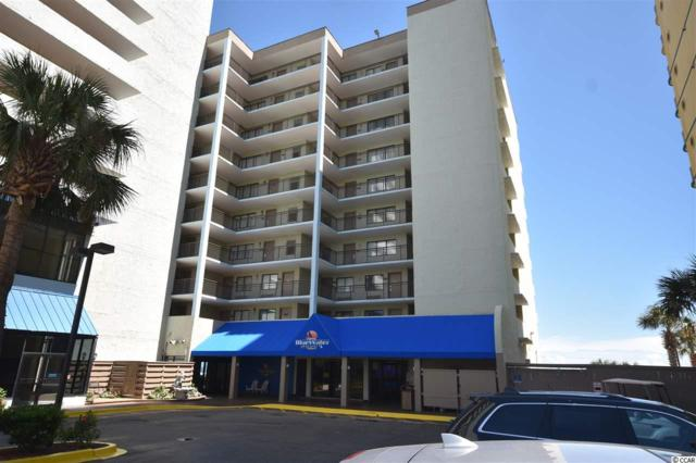 2001 S Ocean Blvd #511, Myrtle Beach, SC 29577 (MLS #1818055) :: The Litchfield Company