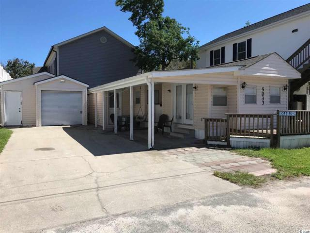 6001 S Kings Hwy., Site #5033, Myrtle Beach, SC 29575 (MLS #1818066) :: Myrtle Beach Rental Connections