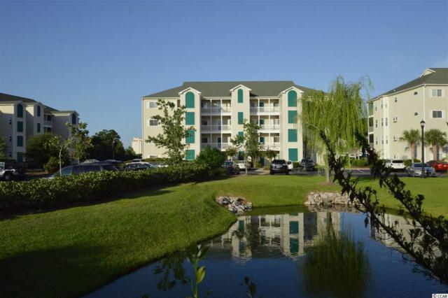 1100 Commons Blvd #709, Myrtle Beach, SC 29572 (MLS #1818067) :: The Litchfield Company