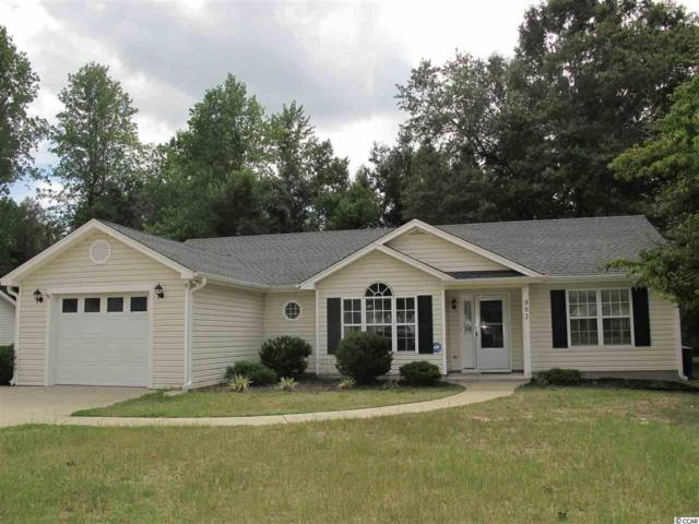 993 Castlewood Dr, Conway, SC 29526 (MLS #1818077) :: The Litchfield Company