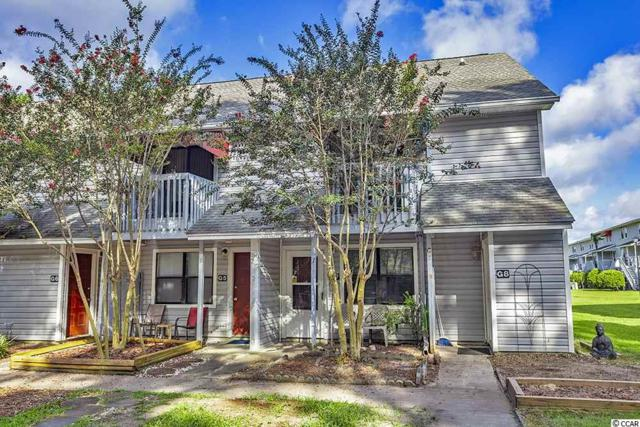 801 Burcale Road G 7, Myrtle Beach, SC 29579 (MLS #1818116) :: The Litchfield Company