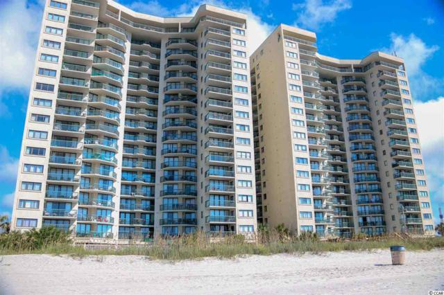 201 S Ocean Blvd #404, North Myrtle Beach, SC 29582 (MLS #1818128) :: The Hoffman Group