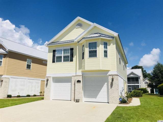 1701 Cottage Cove Circle, North Myrtle Beach, SC 29582 (MLS #1818164) :: The Litchfield Company