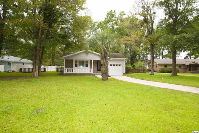 107 Quail Hollow Rd., Myrtle Beach, SC 29579 (MLS #1818200) :: James W. Smith Real Estate Co.