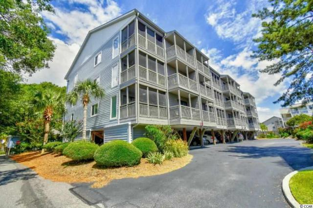 9581 Shore Dr. #129, Myrtle Beach, SC 29572 (MLS #1818213) :: The Greg Sisson Team with RE/MAX First Choice
