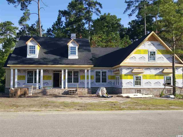 40 Knotty Pine Way, Murrells Inlet, SC 29576 (MLS #1818216) :: The Litchfield Company