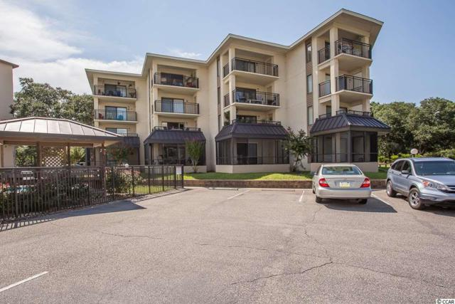 307 74th Ave. N., Unit 1B 1 B, Myrtle Beach, SC 29572 (MLS #1818221) :: The Litchfield Company