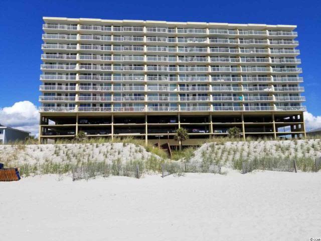 5404 N Ocean Blvd 11-G, North Myrtle Beach, SC 29582 (MLS #1818244) :: Silver Coast Realty