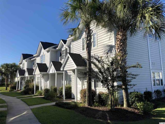 630 Sailbrooke Court #101 #101, Murrells Inlet, SC 29576 (MLS #1818263) :: Silver Coast Realty