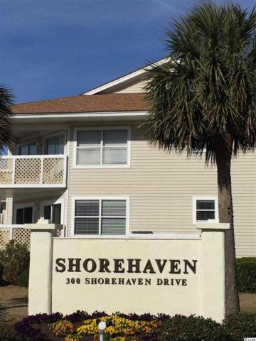 300 Shorehaven Dr. H-2, North Myrtle Beach, SC 29582 (MLS #1818296) :: Silver Coast Realty