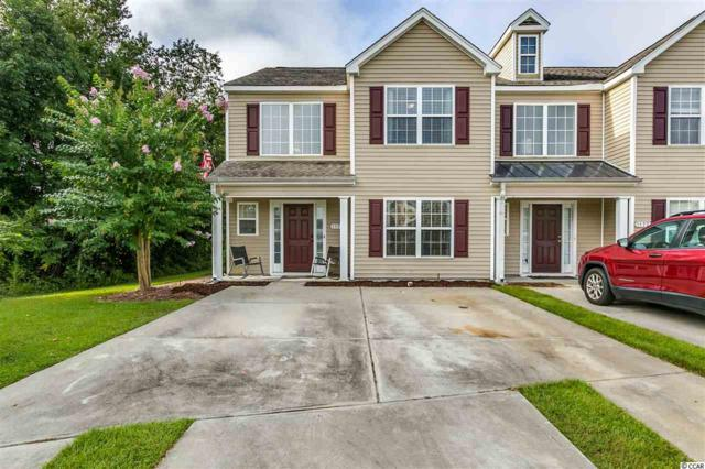 1176 Harvester Circle #1176, Myrtle Beach, SC 29579 (MLS #1818316) :: The Litchfield Company