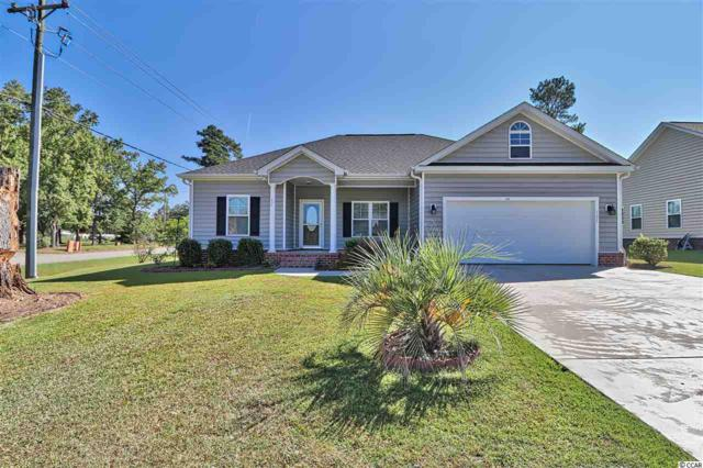 101 Silver Peak Dr., Conway, SC 29526 (MLS #1818347) :: Myrtle Beach Rental Connections