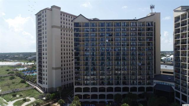 4800 S Ocean Blvd #322, North Myrtle Beach, SC 29582 (MLS #1818351) :: The Litchfield Company