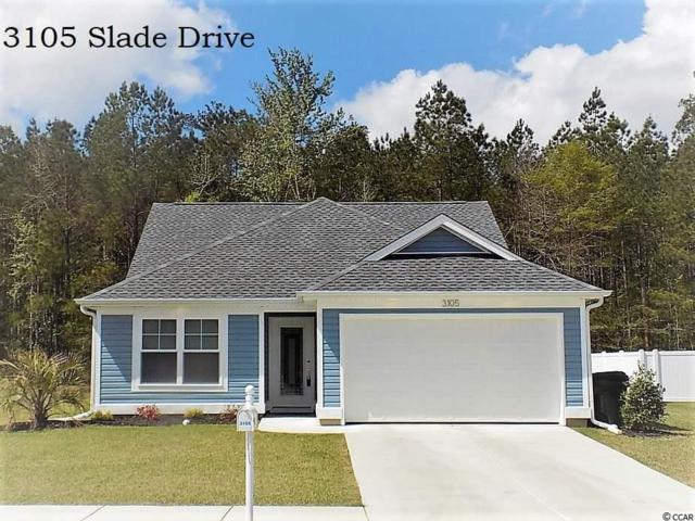 3105 Slade Drive, Conway, SC 29526 (MLS #1818372) :: Myrtle Beach Rental Connections