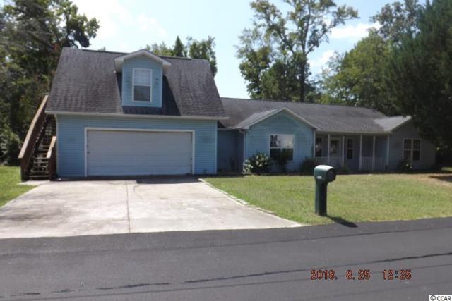 1505 Magnolia Dr, Cherry Grove, SC 29582 (MLS #1818418) :: Myrtle Beach Rental Connections