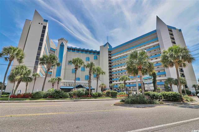 7100 N Ocean Blvd #523, Myrtle Beach, SC 29572 (MLS #1818456) :: The Greg Sisson Team with RE/MAX First Choice