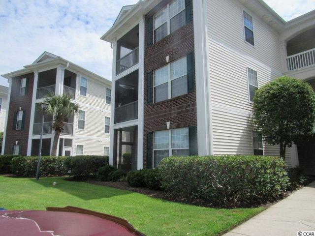 472 River Oaks 65-F, Myrtle Beach, SC 29579 (MLS #1818460) :: The Litchfield Company