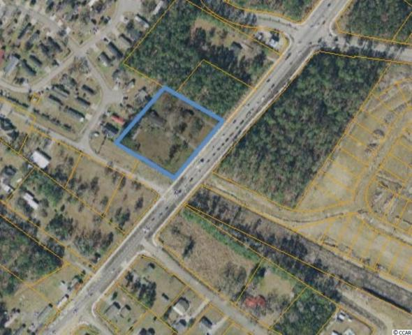 7580 Highway 707, Myrtle Beach, SC 29588 (MLS #1818461) :: James W. Smith Real Estate Co.
