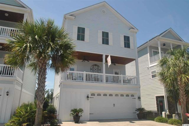 1305 Mariners Rest Drive, North Myrtle Beach, SC 29582 (MLS #1818480) :: The Litchfield Company
