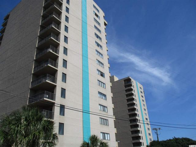 201 N 75th Ave. N #6105, Myrtle Beach, SC 29572 (MLS #1818537) :: The Litchfield Company