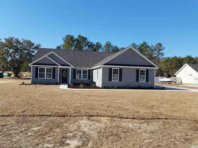 tbd Timber Run Dr., Georgetown, SC 29440 (MLS #1818558) :: Right Find Homes