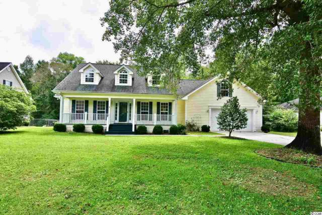 565 George Washington Trail, Georgetown, SC 29440 (MLS #1818573) :: The Litchfield Company