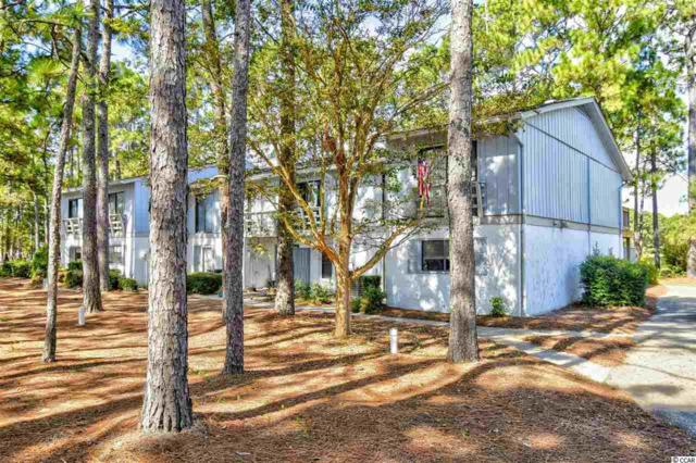 1833 Crooked Pine Dr D-5, Surfside Beach, SC 29575 (MLS #1818619) :: James W. Smith Real Estate Co.