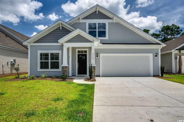 609 Ginger Lily Way, Little River, SC 29566 (MLS #1818624) :: Myrtle Beach Rental Connections