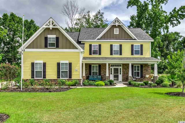 713 Shell Point Ct., Longs, SC 29568 (MLS #1818678) :: Right Find Homes