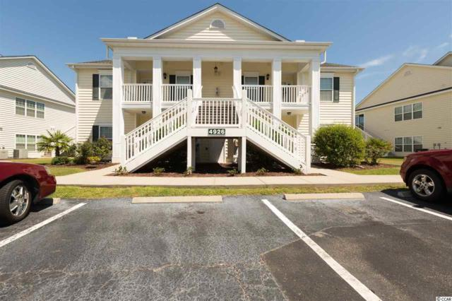 4926 Pond Shoals Ct. #201, Myrtle Beach, SC 29579 (MLS #1818684) :: Jerry Pinkas Real Estate Experts, Inc