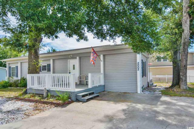2002 Morning Glory Ct., Surfside Beach, SC 29575 (MLS #1818688) :: Silver Coast Realty
