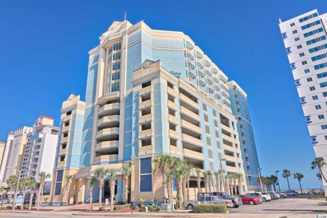 2501 S Ocean Blvd #1127, Myrtle Beach, SC 29577 (MLS #1818701) :: The Litchfield Company