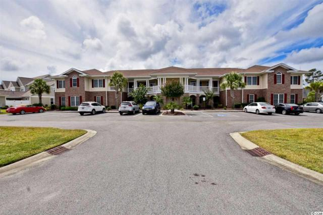 700 Pickering Dr #102, Murrells Inlet, SC 29576 (MLS #1818721) :: Silver Coast Realty