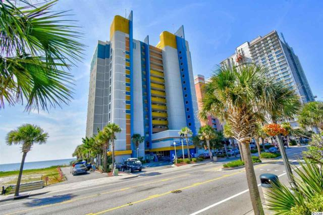 1700 N Ocean Blvd. #551, Myrtle Beach, SC 29577 (MLS #1818754) :: Silver Coast Realty