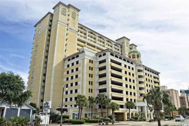 2000 N Ocean Blvd #217, Myrtle Beach, SC 29577 (MLS #1818769) :: The Litchfield Company