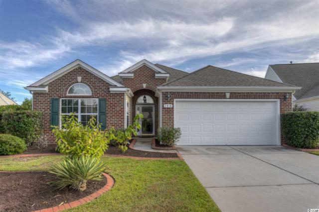 2916 Scarecrow Way, Myrtle Beach, SC 29579 (MLS #1818795) :: The Greg Sisson Team with RE/MAX First Choice