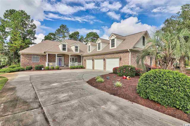 4406 Parkland Drive, Myrtle Beach, SC 29579 (MLS #1818820) :: The Homes & Valor Team