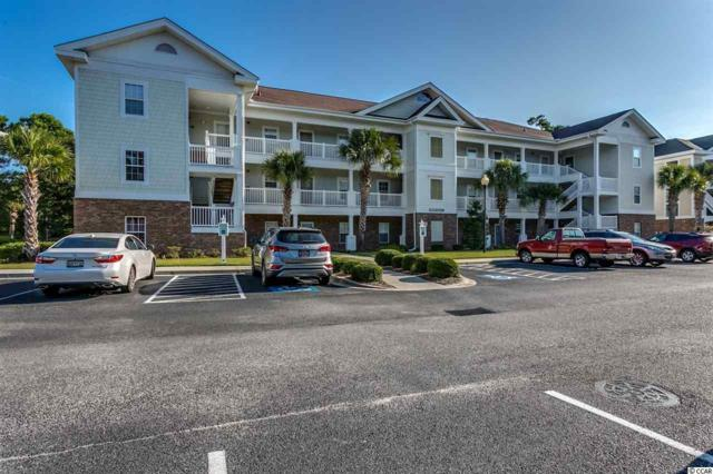 6015 Catalina Drive #521, North Myrtle Beach, SC 29582 (MLS #1818828) :: Silver Coast Realty